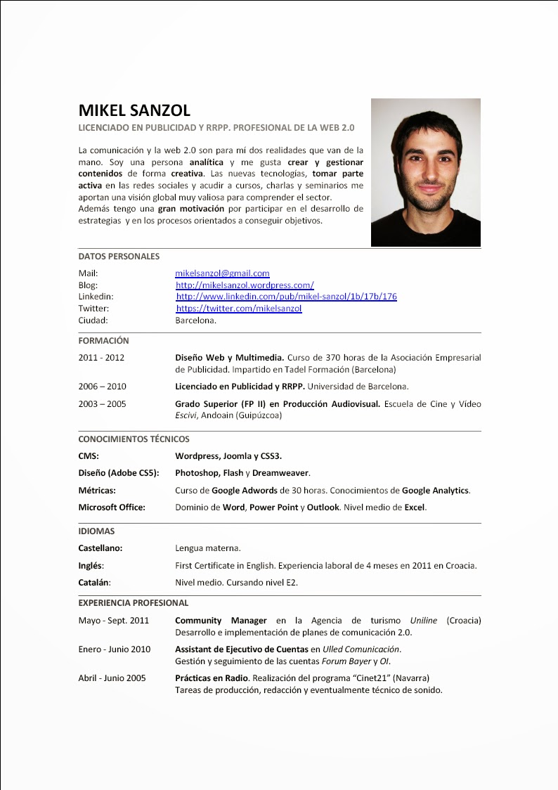 Ejemplos De Curriculum Vitae. Resume Sample Usa. Resume Writing Services Kansas City. Free Cover Letter Template With Photo. Curriculum Vitae Ejemplo Para Vendedor. Letter Format Dimensions. Resume Writing Services Near Me. Resume Cover Letter What To Include. Curriculum Vitae Urdu Meaning